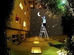 Gökyüzüne İllüstrasyon Çizebilir misin?