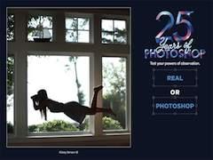 Gerçek mi, Photoshop mu?