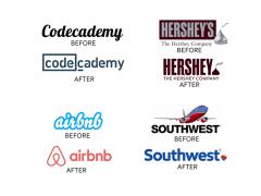Geçtiğimiz Yılın 10 Büyük Logo Değişimi