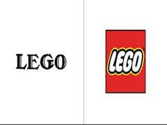 LEGO'nun logosu...